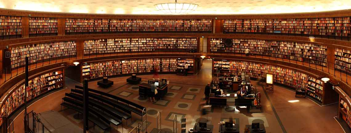library university books students
