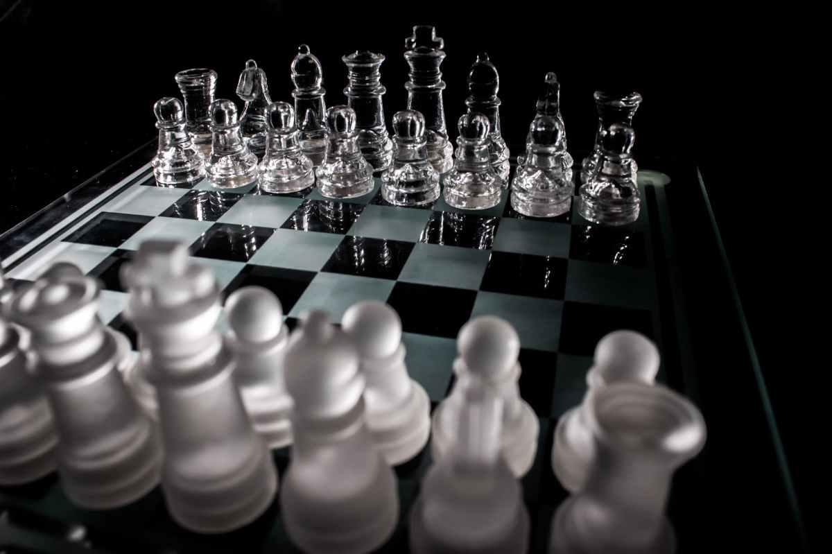 battle black board board game
